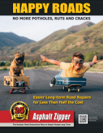 Asphalt Zipper - Road Repairs Brochure
