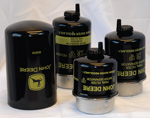 John Deere Oil, Fuel and Hydraulic Filters